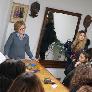 groupe de travail dans l'atelier de Multicréation à Paris