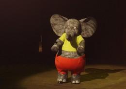Création personnage animal par Multicréation, Paris